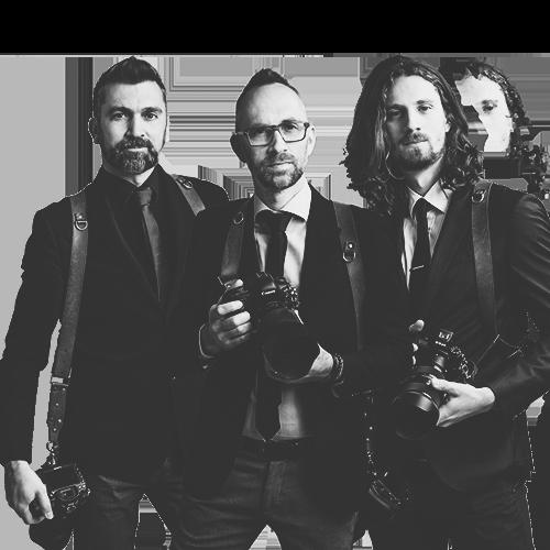 I nostri partner: Alessio, Alberto e Alessandro Boareto - Fotostudio 4A -partnership Hotel Guru